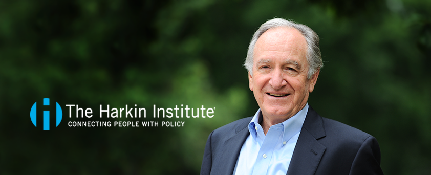 Senator Tom Harkin Will Be Keynote at getAwareLive! 2018 conference